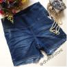 Shorts Jeans Gestante. Emma Fiorezi